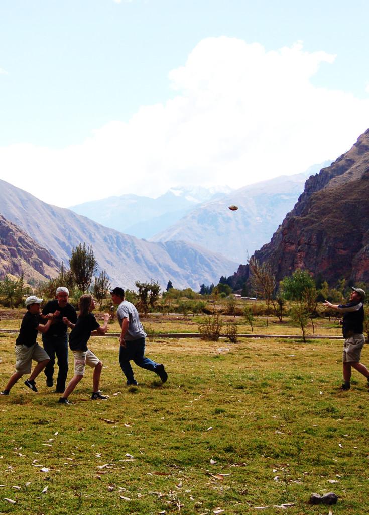 Family - Travel - Peru