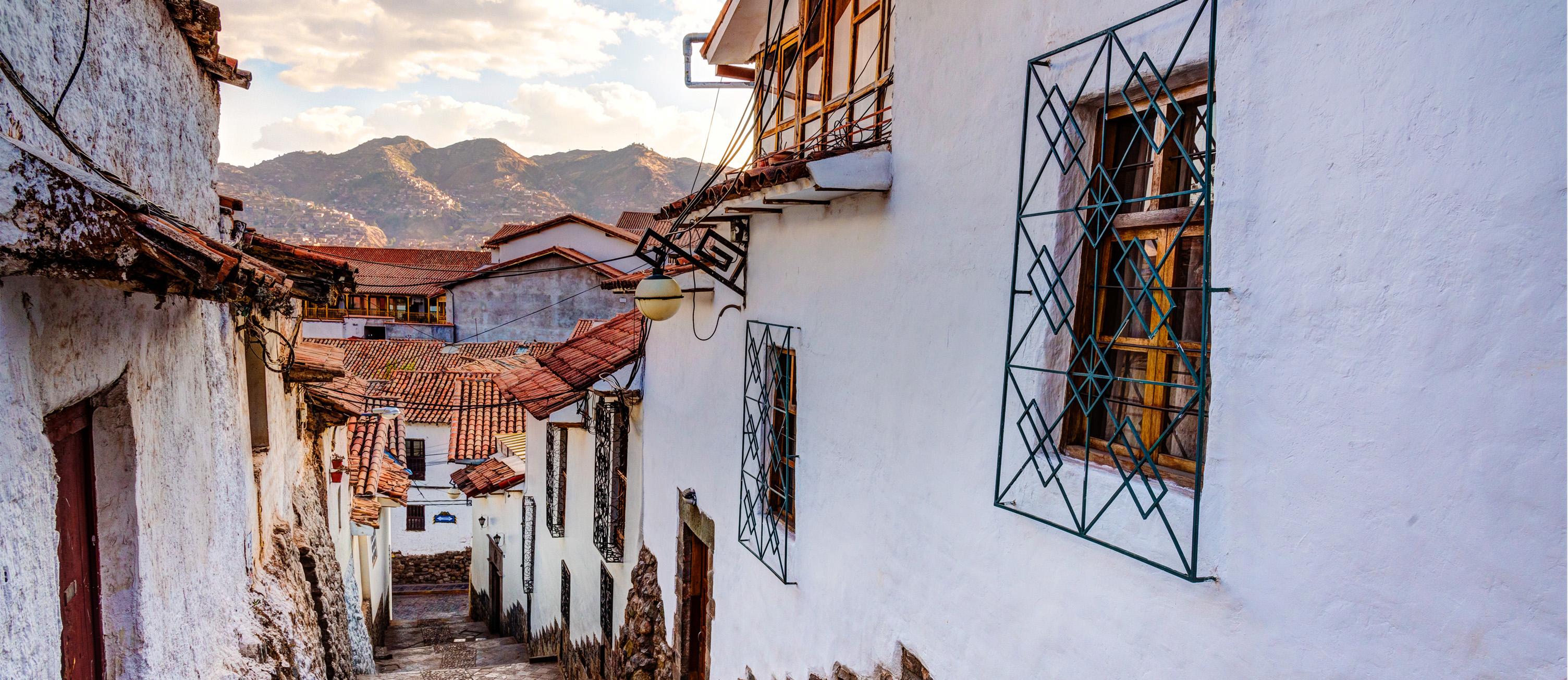 Cuzco-Peru-Achiote-Roads